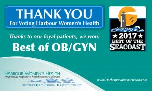 Harbour Women's Health Wins Best OB/GYN